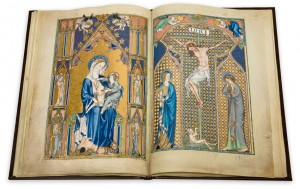 De Lisle Psalter Arundel 83 II − British Library, facsimile edition