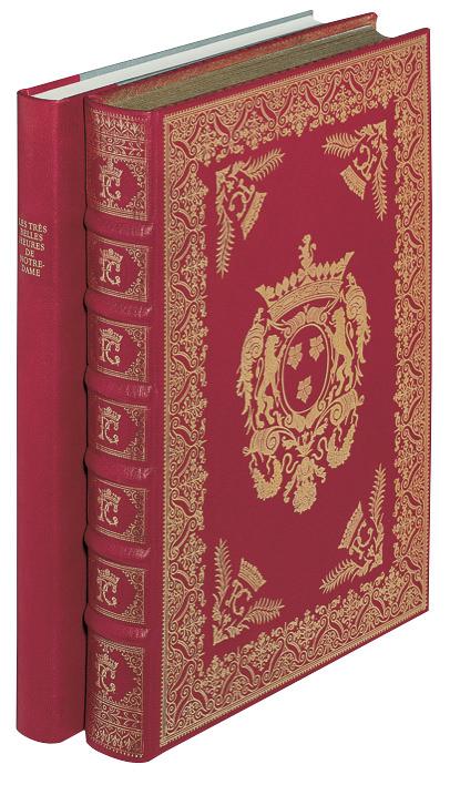 Facsimile edition of Les Belles Heures du Duc de Berry