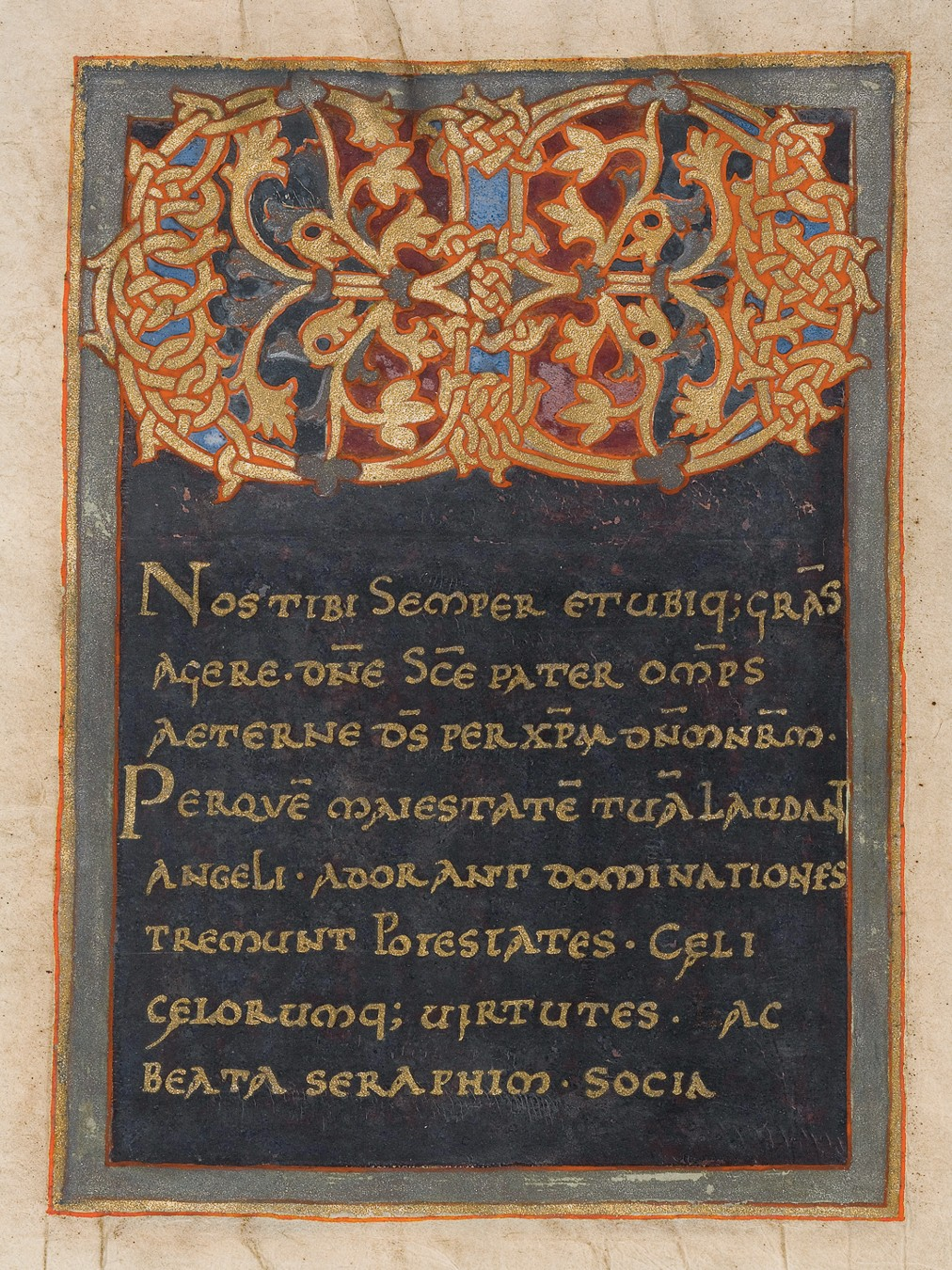 Sacramentary of Beauvais, Facsimile Edition