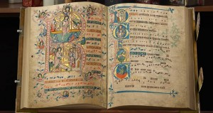 Codex Gisle, illuminated by Gisela von Kerssenbrock