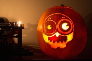 Athena Facsimile Finder Halloween