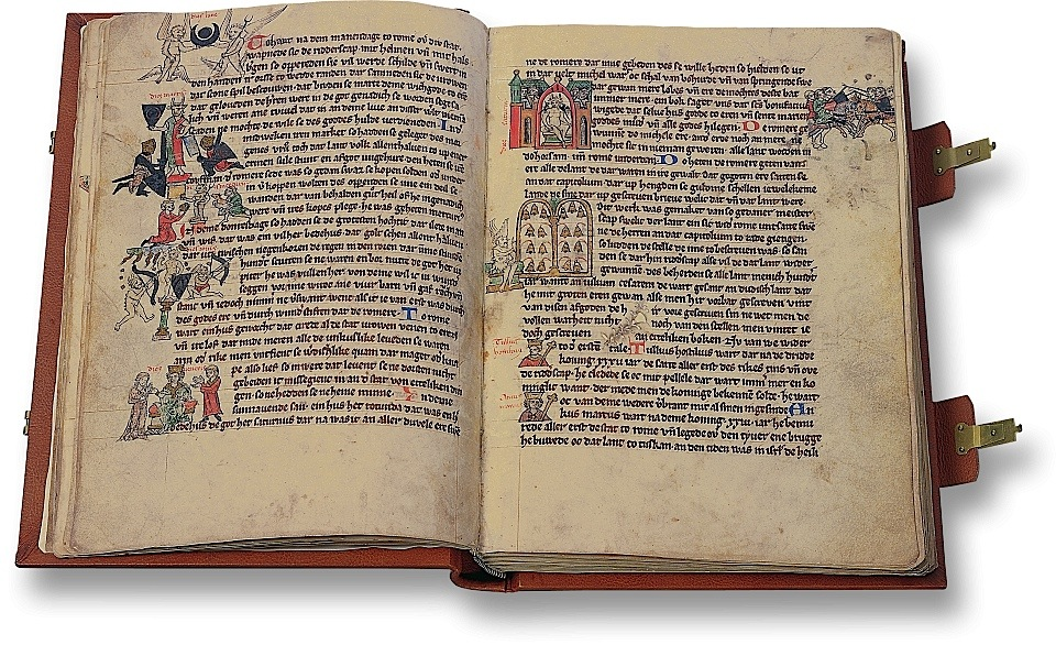 Book of the World: The Saxon World Chronicle