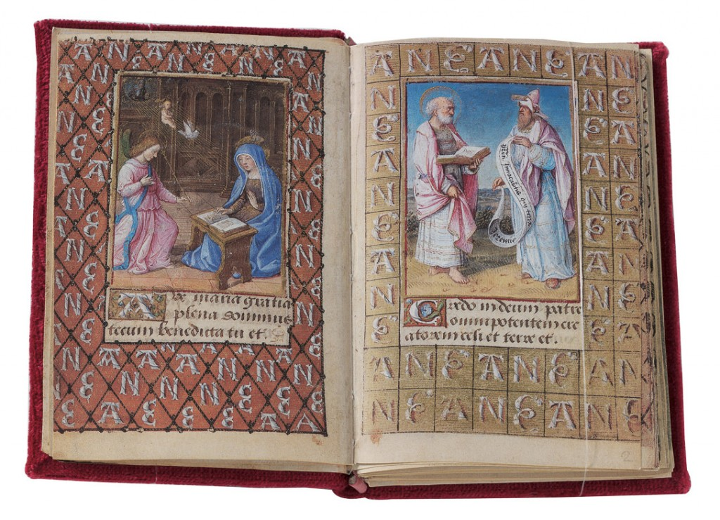 Prayer Book of Anne de Bretagne