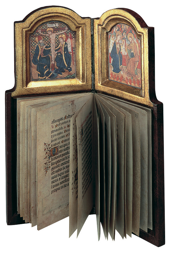 The Book Altar of Philip the Good