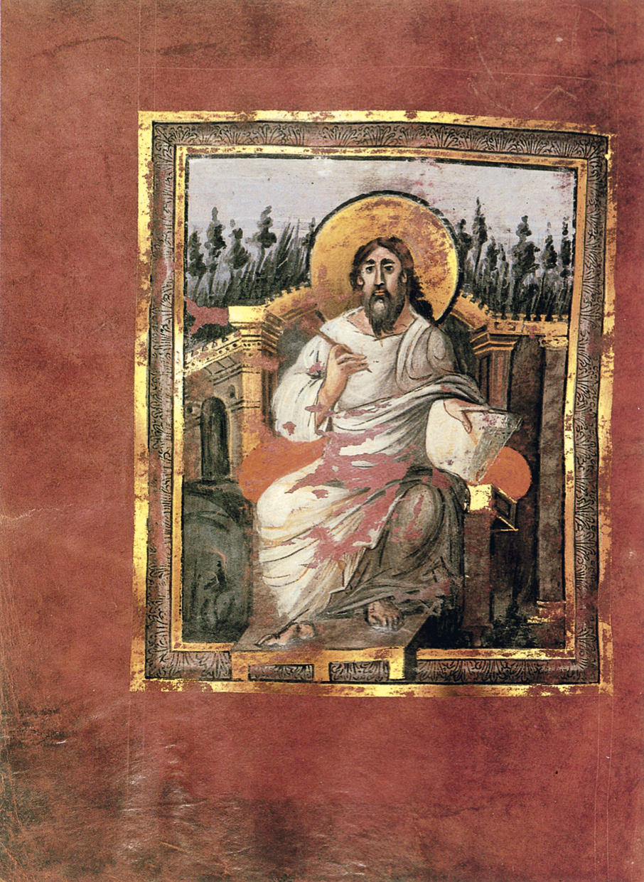 Coronation Gospels of the Holy Roman Empire