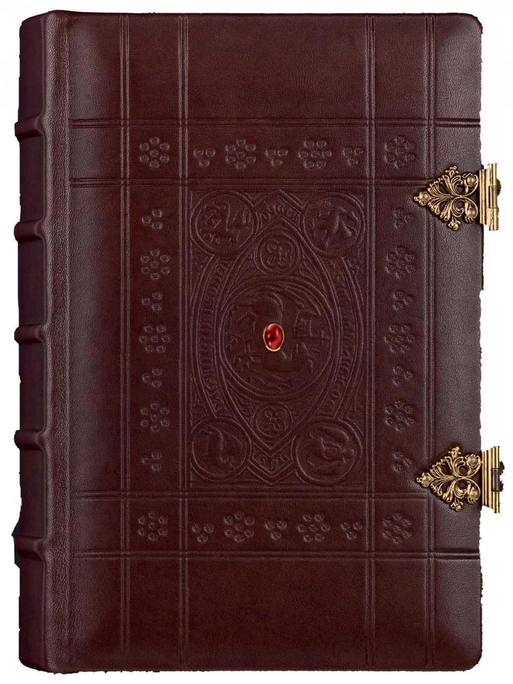 Binding of theHours of Catherine of Cleves