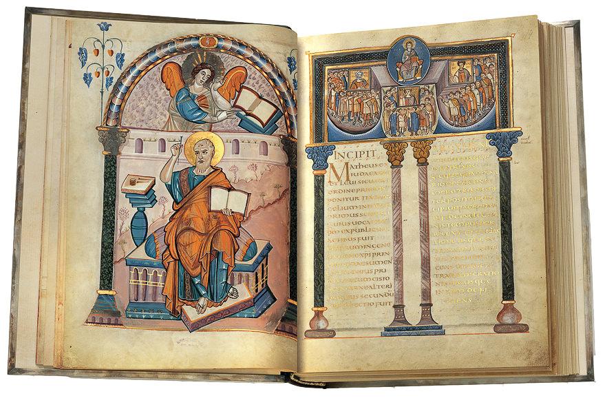 Lorsch Gospels