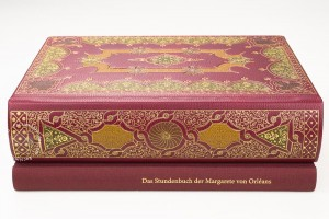 Book of Hours of Marguerite d'Orléans, facsimile edition and commentary volume
