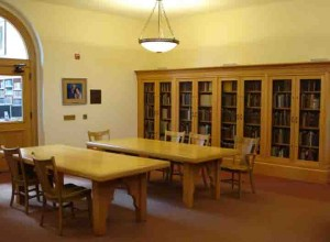 Barchas Room at the Green Library