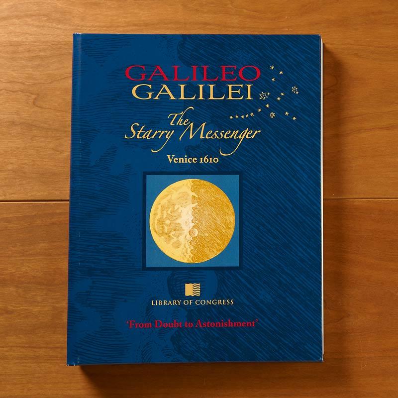 Galileo Galilei Sidereus Nuncius facsimile