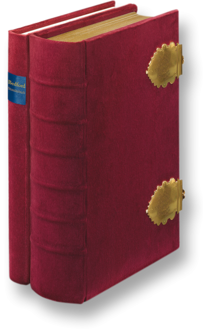 Bedford-Stundenbuch Faksimile