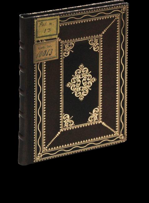 Bußgebetbuch von Albrecht Glockendon für Johann II. von Pfalz-Simmern- Faksimile