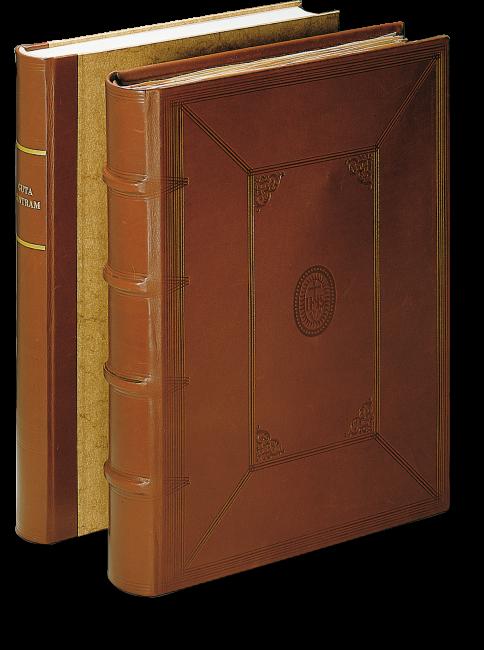 Codex Guta-Sintram- Faksimile