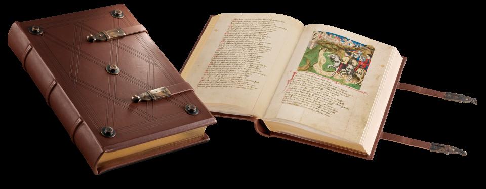 Das Original der Hundeshagenschen Handschrift ist gut leserlich auf Papier geschrieben. Der Einband wurde auf der Basis eines Originalfragmentes rekonstruiert.