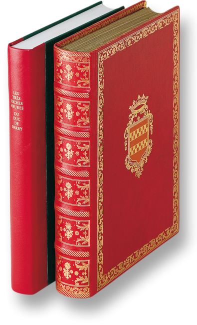 Les Très Riches Heures du Duc de Berry- Faksimile
