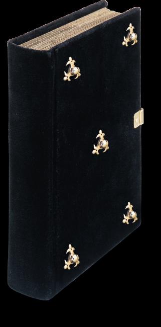 Schwarzes Stundenbuch - Faksmile