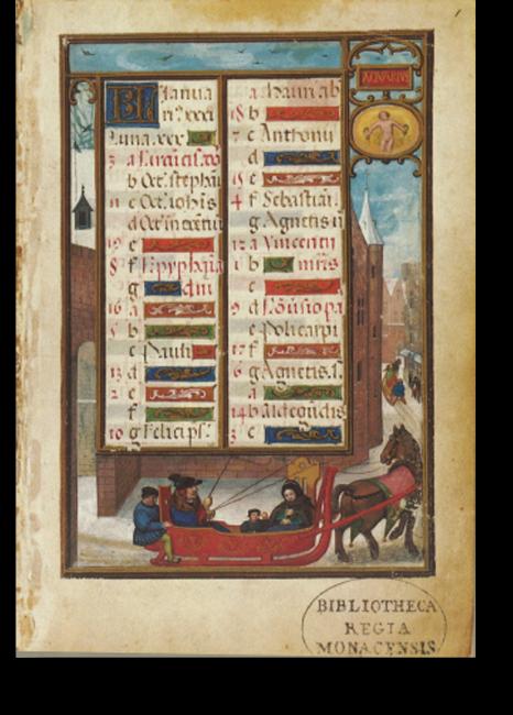 Faksimile-Edition mit viktorianischem Originaleinband. Der Rahmen der beiden Buchdeckel besteht aus Silber. Die aufgelegten Zierplättchen wurden aus Silber- und Zinnlegierungen geformt, teilweise mit Gold überzogen und mit Halbedelsteinen besetzt.