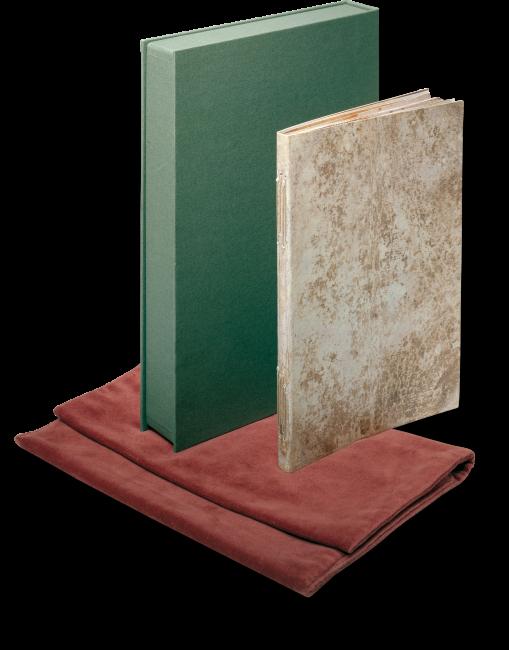 Musterbuch des Giovannino de Grassi - Faksimile