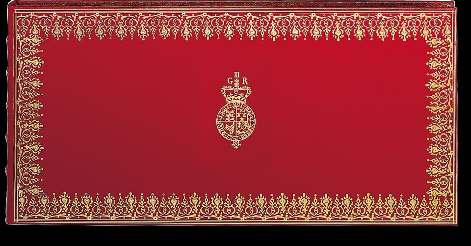 Goldene Bilderbibel »Biblia Pauperum« - Faksimile