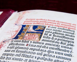 Gutenberg Bible - Pelplin copy - Facsimile Edition