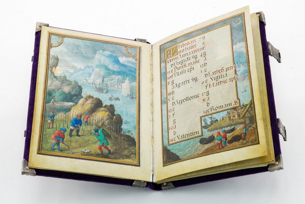 Simon Bening's Flemish Calendar