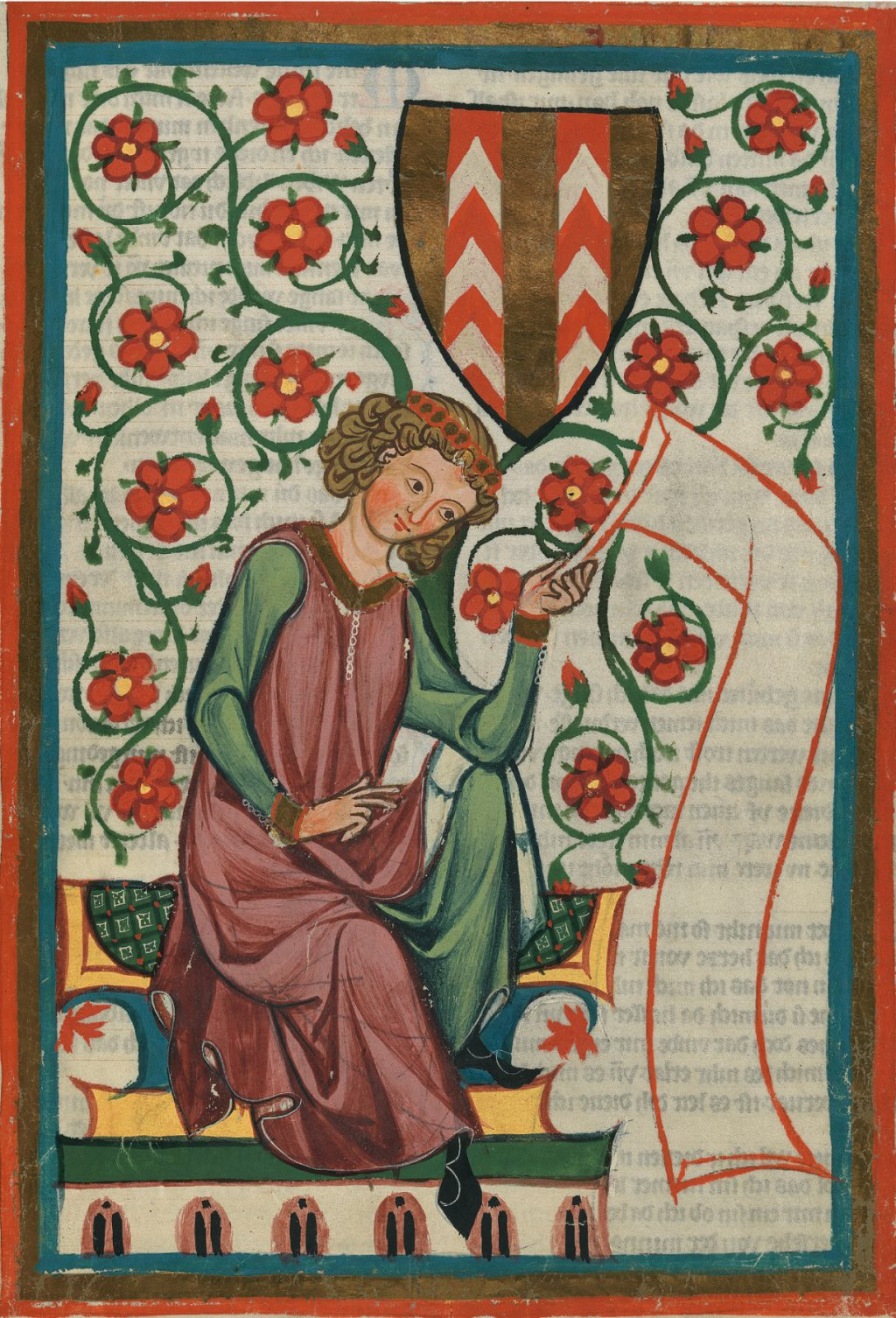 full-page illumination