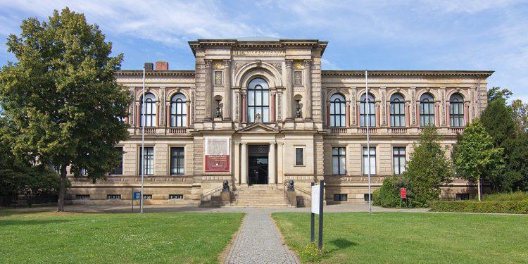 The Herzog August Bibliothek in Wolfenbüttel