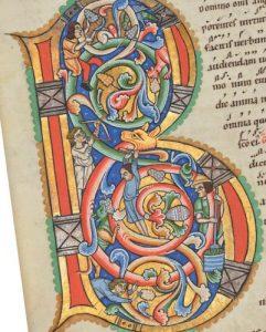 Fol. 58r of the Stammheim Missal
