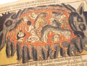 Detail of the Apocalypsis Johannis