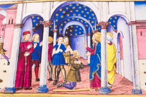 Detail of the Leggendario Sforza Savoia