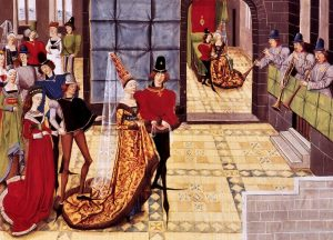 Regnault de Montauban by Loyset Liedet, about 1470