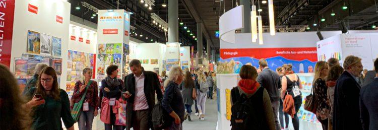 The 2019 Frankfurt Book Fair
