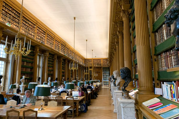 The Mazarin Library