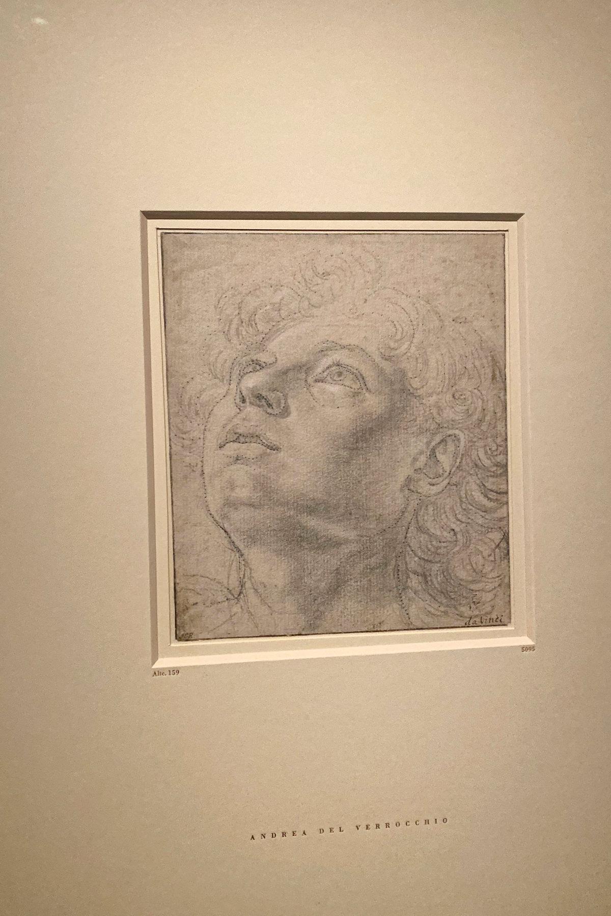 Leonardo da Vinci Exhibition in the Louvre Museum
