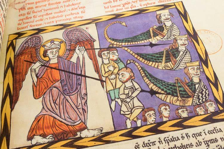 Beatus of Liébana - Huelga Codex