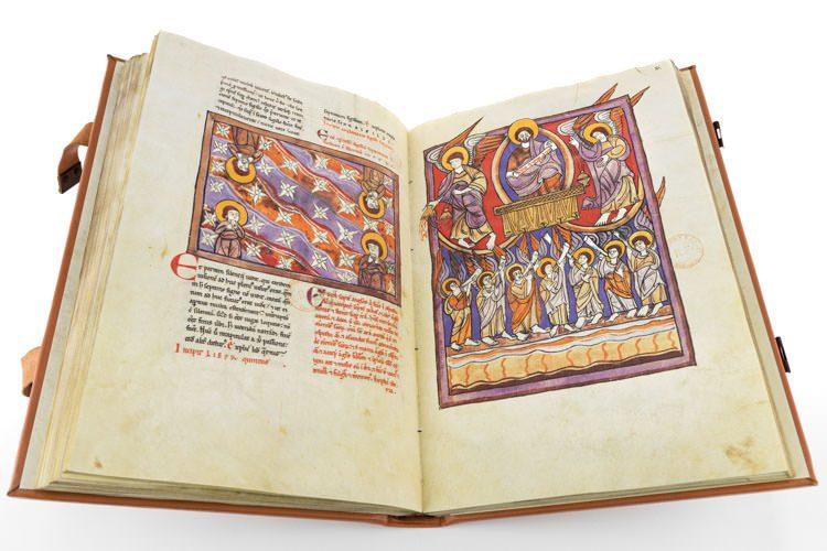 Beatus of Liébana - Navarra Codex