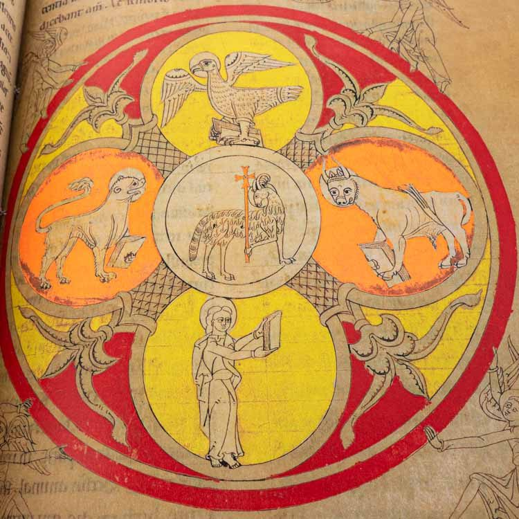 Beatus of Liébana - Lorvao Codex