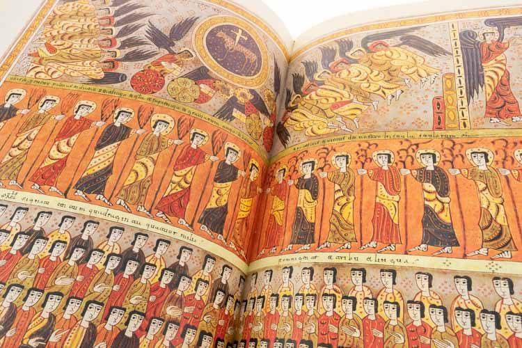 Beatus of Liébana - Silos Codex