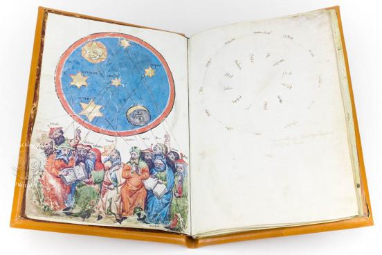 Losbuch in deutschen Reimpaaren, Codex Vindobonensis 2652 - Österreichische Nationalbibliothek (Vienna, Austria) − Photo 1