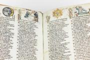 Losbuch in deutschen Reimpaaren, Codex Vindobonensis 2652 - Österreichische Nationalbibliothek (Vienna, Austria) − Photo 4
