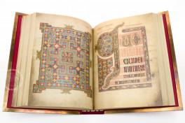 Lindisfarne Gospels Facsimile Edition