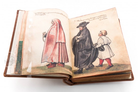 The Costume Codex, Nuremberg, Germanisches Nationalmuseum, Hs 22474, The