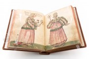 Costume Codex, Nuremberg, Germanisches Nationalmuseum, Hs 22474, The