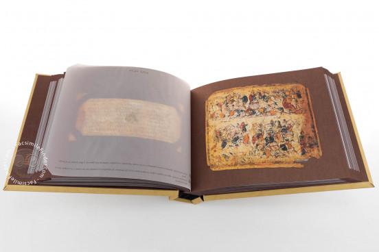 Ambrosian Iliad, Milan Italy , Biblioteca Ambrosiana, Cod. F. 205 P. Inf. − Photo 1
