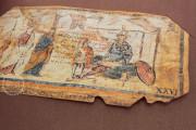Ambrosian Iliad, Milan Italy , Biblioteca Ambrosiana, Cod. F. 205 P. Inf. − Photo 3