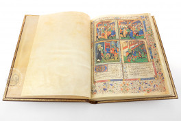 Quest of the Holy Grail Facsimile Edition