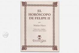 Horoscope of Philip II Facsimile Edition