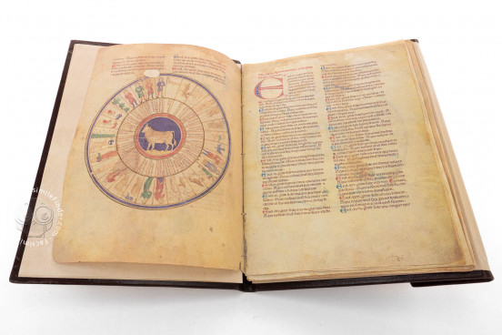 Astromagia of Alfonso X of Castile, Vatican City, Biblioteca Apostolica Vaticana, Ms. Reg. lat. 1283a − Photo 1