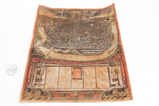 Map of Toledo by José Arroyo Palomenque, Toledo, Biblioteca de Castilla-La Mancha − Photo 1