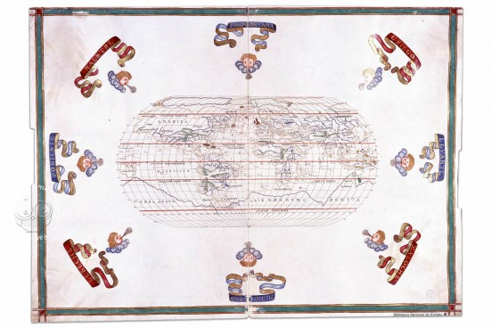 Atlas de Joan Martines, Madrid, Biblioteca Nacional de España, V4-20 − Photo 1